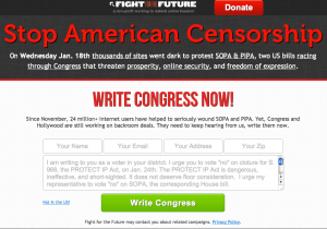 American Censorship homepage