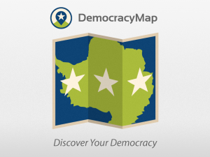 PPF has actively supported the DemocracyMap.org open data project.