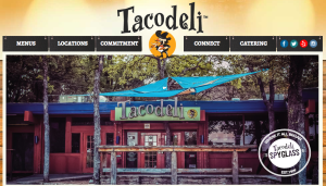 Tacodeli has the crown