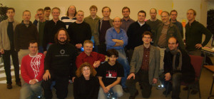 Dec. 2007 meeting on Principles of OpenGovData - I was at event but not in this photo. Attendees at bottom of opengovdata.org